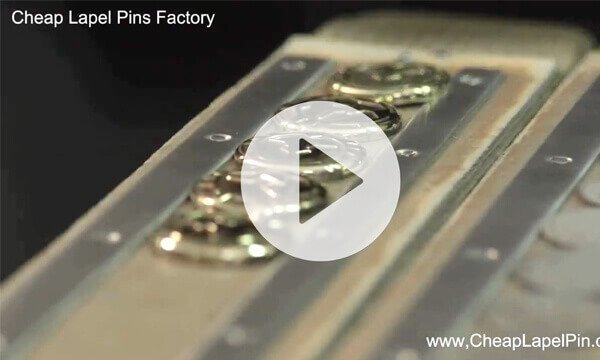 How Cheap Lapel Pins Factory Produce Your Goods